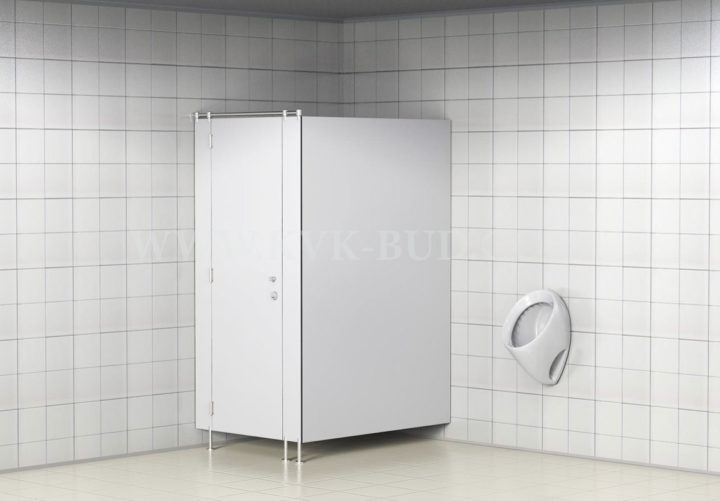 HPL toilet partitions
