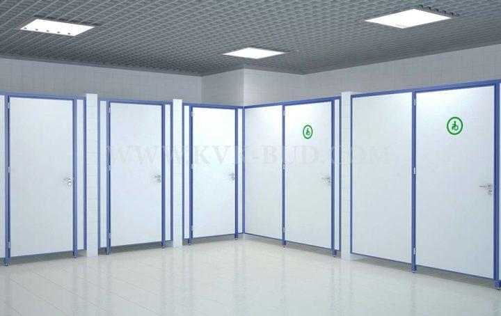 Туалетные кабины для людей с особыми потребностями