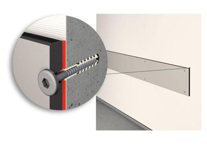 HPL protective wall strips