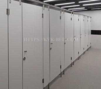 HPL Toilet Partitions